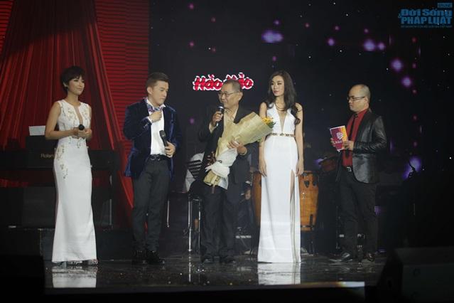 Lam Trường làm đám cưới trong liveshow hoành tráng - Ảnh 9