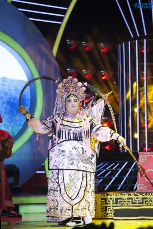 Gương mặt thân quen: BGK tặng Minh Thuận, Vương Khang 100 triệu - Ảnh 2