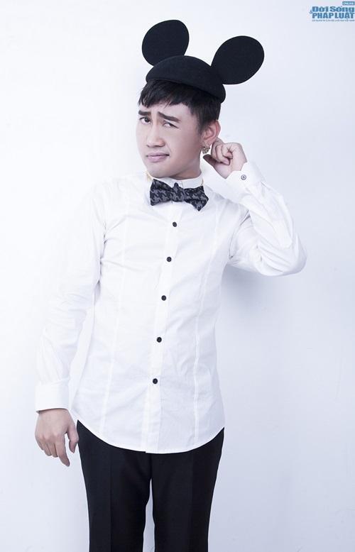 Cười ngất xem Don Nguyễn cực ngố - Ảnh 5