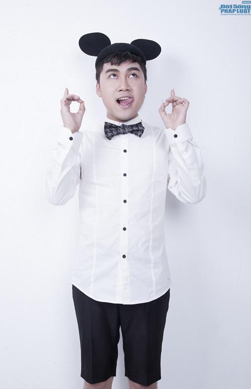 Cười ngất xem Don Nguyễn cực ngố - Ảnh 6