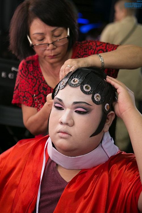 Gương mặt thân quen: Minh Thuận làm con dâu Vương Khang - Ảnh 1