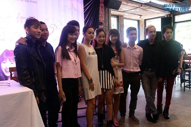 Sơn Tùng M-TP vào vai Wanbi Tuấn Anh trong phim mới - Ảnh 2