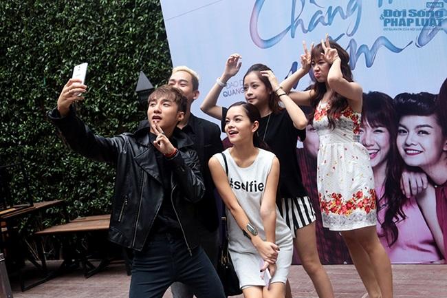 Sơn Tùng M-TP vào vai Wanbi Tuấn Anh trong phim mới - Ảnh 4