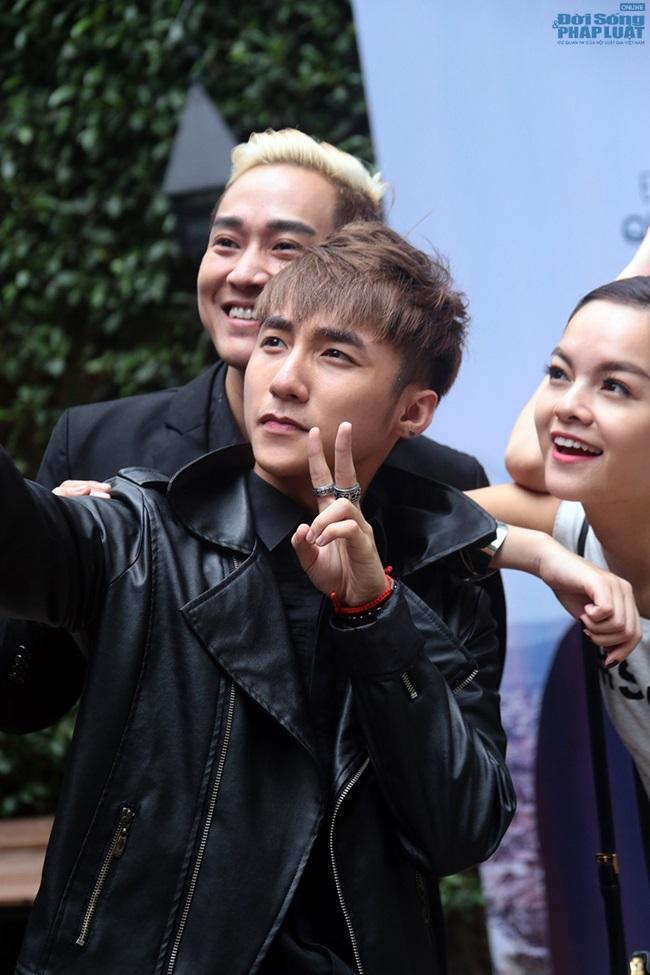 Sơn Tùng M-TP vào vai Wanbi Tuấn Anh trong phim mới - Ảnh 3