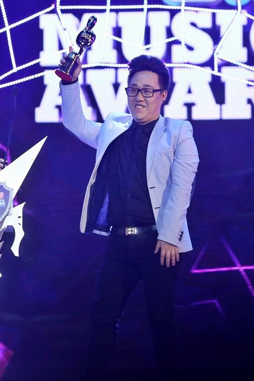 Trung Quân Idol, Bích Phương thắng lớn tại giải Zing Music Awards 2014 - Ảnh 1