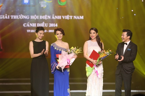 """Trao giải Cánh Diều Vàng 2014: Phim """"Hương Ga"""" thắng lớn - Ảnh 2"""