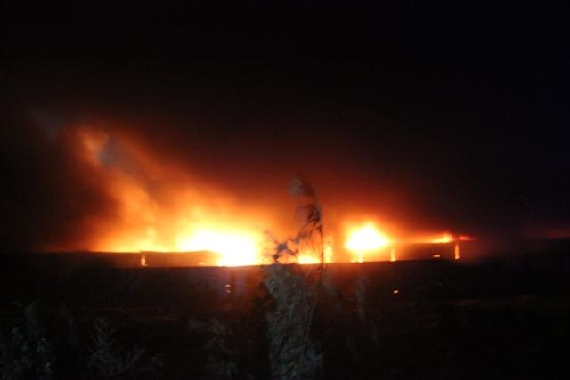 Cháy lớn khu xử lý chất thải rắn Gò Cát nằm trên QL1A - Ảnh 6