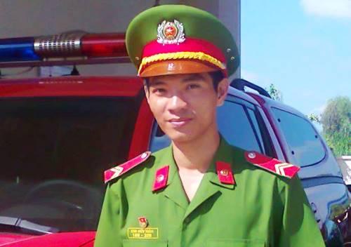 Cảnh sát PCCC lạc tay lái tử vong - Ảnh 1