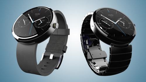 """Lộ diện đồng hồ thông minh """"cực chất"""" của Motorola - Ảnh 2"""