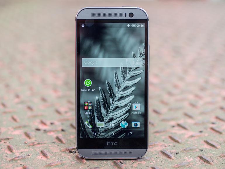 Cận cảnh siêu phẩm HTC One 2014  - Ảnh 1
