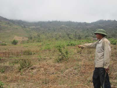"""Công trình thủy lợi """"chết yểu"""", đất nông nghiệp bỏ hoang - Ảnh 1"""