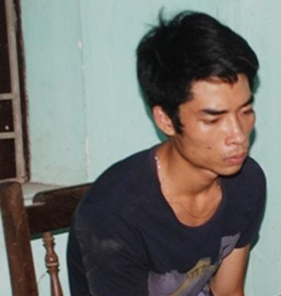 Kẻ giết lái xe ôm ở Bắc Giang cầm dao đuổi bố khắp làng - Ảnh 2