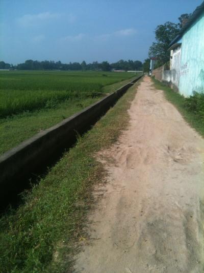 Kẻ giết lái xe ôm ở Bắc Giang cầm dao đuổi bố khắp làng - Ảnh 1