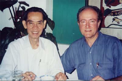 Chuyện chưa biết về dự án phim triệu đô của tướng Phạm Xuân Ẩn - Ảnh 1