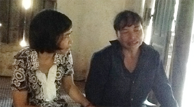 Vợ cán bộ gây oan sai đến xin lỗi gia đình ông Nguyễn Thanh Chấn - Ảnh 2