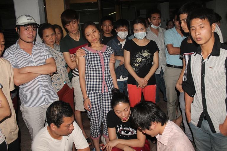 Bé trai 8 tuổi chết bất thường tại Bệnh viện Nhi Trung ương - Ảnh 3