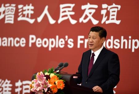 Quan điểm ngược nhau của lãnh đạo Trung Quốc - Ảnh 1