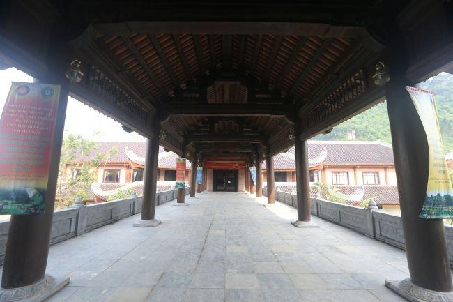 Chiêm ngưỡng nhà khách 5 sao toàn gỗ quý ở chùa Bái Đính - Ảnh 3
