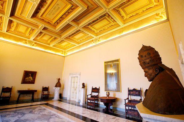 Giáo hoàng Francis từ chối nghỉ dưỡng trong biệt thự xa hoa - Ảnh 6