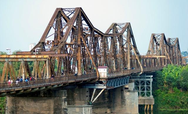 """Những cây cầu giữ kỷ lục """"nhất"""" Việt Nam - Ảnh 1"""