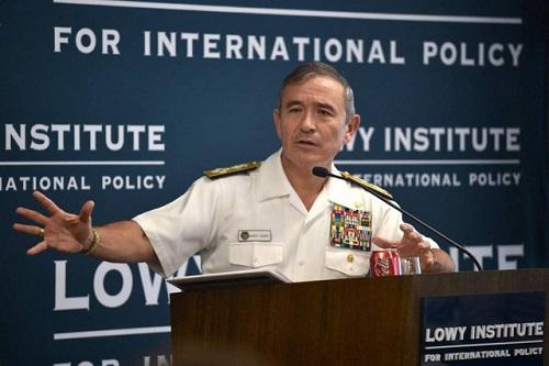 Trung Quốc đề nghị Mỹ cách chức tư lệnh Thái Bình Dương - Ảnh 1