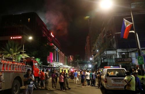Xác định danh tính kẻ tấn công sòng bạc ở Manila - Ảnh 1