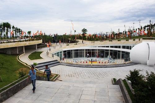 Khánh thành khu Tưởng niệm chiến sĩ Gạc Ma - Ảnh 2