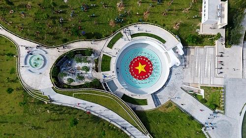 Khánh thành khu Tưởng niệm chiến sĩ Gạc Ma - Ảnh 5