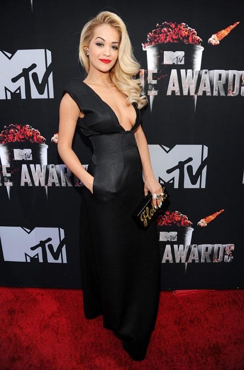 """Dàn sao lộng lẫy """"đọ sắc"""" trên thảm đỏ MTV Movie Awards 2014 - Ảnh 3"""