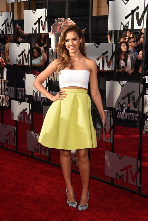 """Dàn sao lộng lẫy """"đọ sắc"""" trên thảm đỏ MTV Movie Awards 2014 - Ảnh 5"""