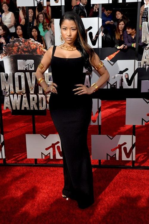 """Dàn sao lộng lẫy """"đọ sắc"""" trên thảm đỏ MTV Movie Awards 2014 - Ảnh 6"""