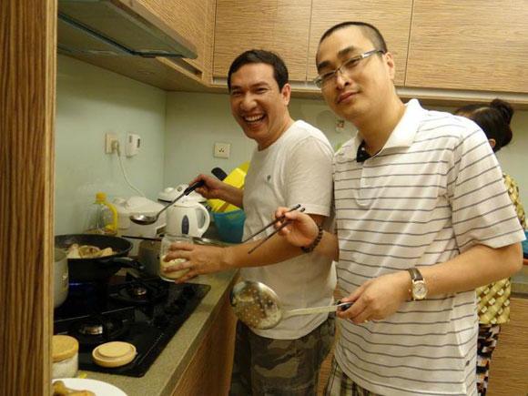 Sao nam trổ tài nấu nướng đảm đang hơn cả mỹ nhân Việt - Ảnh 11