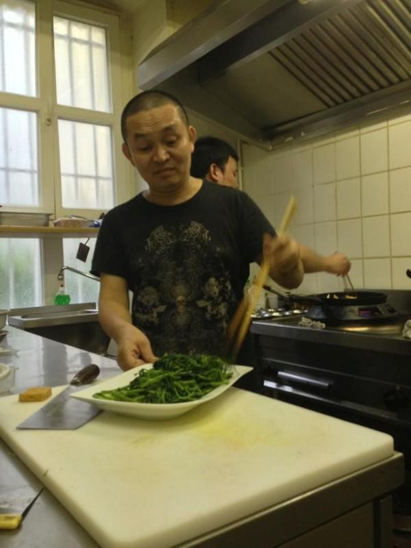 Sao nam trổ tài nấu nướng đảm đang hơn cả mỹ nhân Việt - Ảnh 14