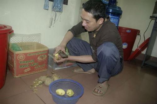 Sao nam trổ tài nấu nướng đảm đang hơn cả mỹ nhân Việt - Ảnh 18