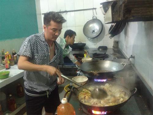 Sao nam trổ tài nấu nướng đảm đang hơn cả mỹ nhân Việt - Ảnh 2