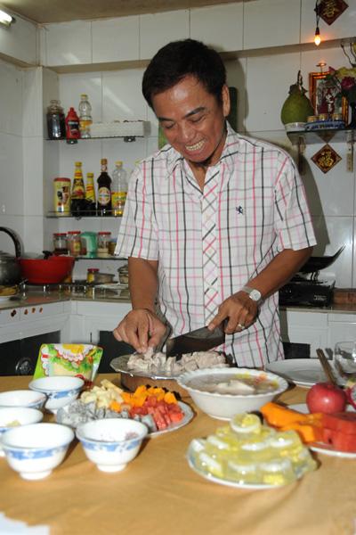 Sao nam trổ tài nấu nướng đảm đang hơn cả mỹ nhân Việt - Ảnh 24