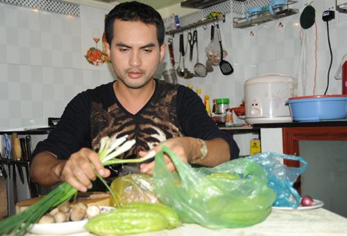 Sao nam trổ tài nấu nướng đảm đang hơn cả mỹ nhân Việt - Ảnh 25