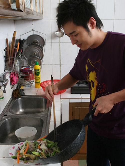 Sao nam trổ tài nấu nướng đảm đang hơn cả mỹ nhân Việt - Ảnh 27