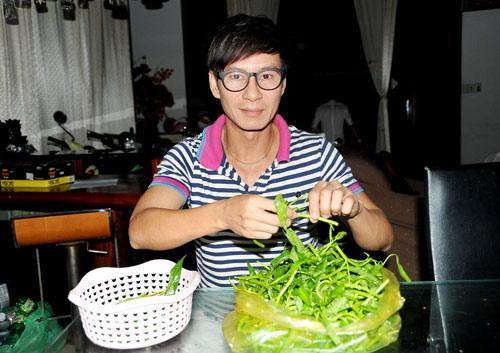 Sao nam trổ tài nấu nướng đảm đang hơn cả mỹ nhân Việt - Ảnh 28