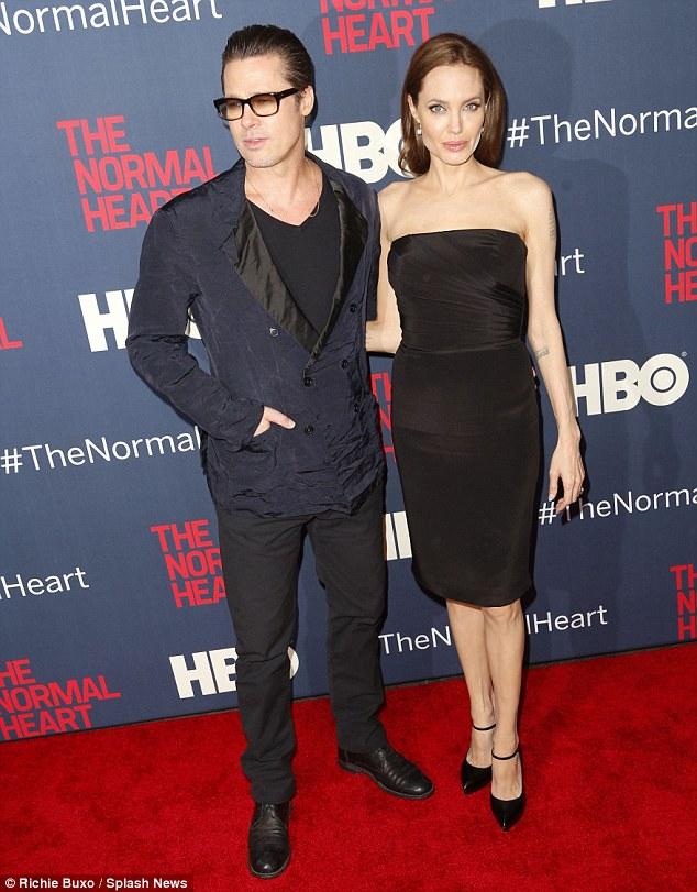 Nhóc tì nhà Angelina và Brad lên kế hoạch đám cưới cho bố mẹ - Ảnh 1