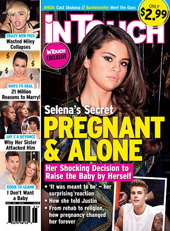 Selena Gomez từng mang thai và sảy thai với Justin Bieber  - Ảnh 1