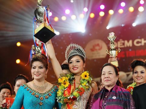 Chuyện chưa biết về Hoa hậu Việt đầu tiên trả vương miện - Ảnh 2