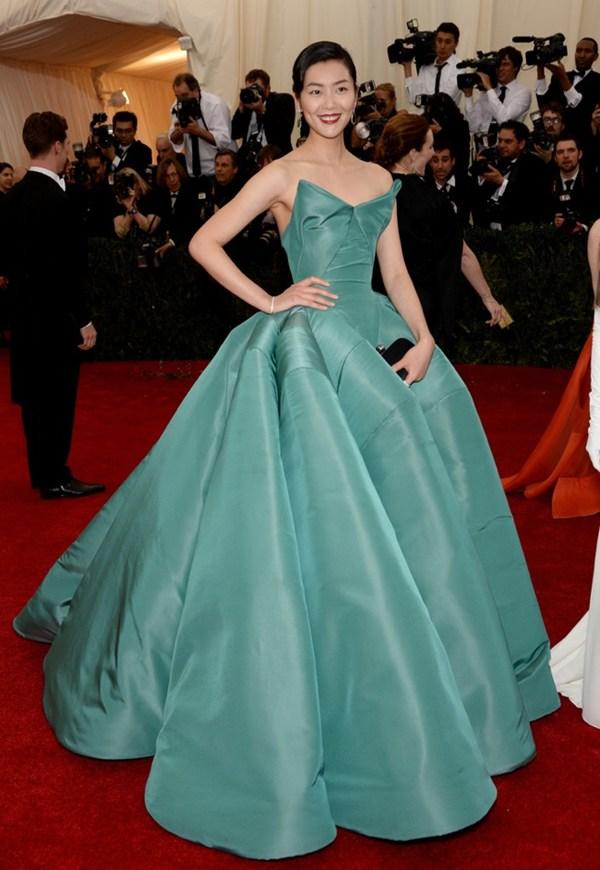 Sao Hollywood đẹp lộng lẫy trên thảm đỏ Met Gala - Ảnh 20