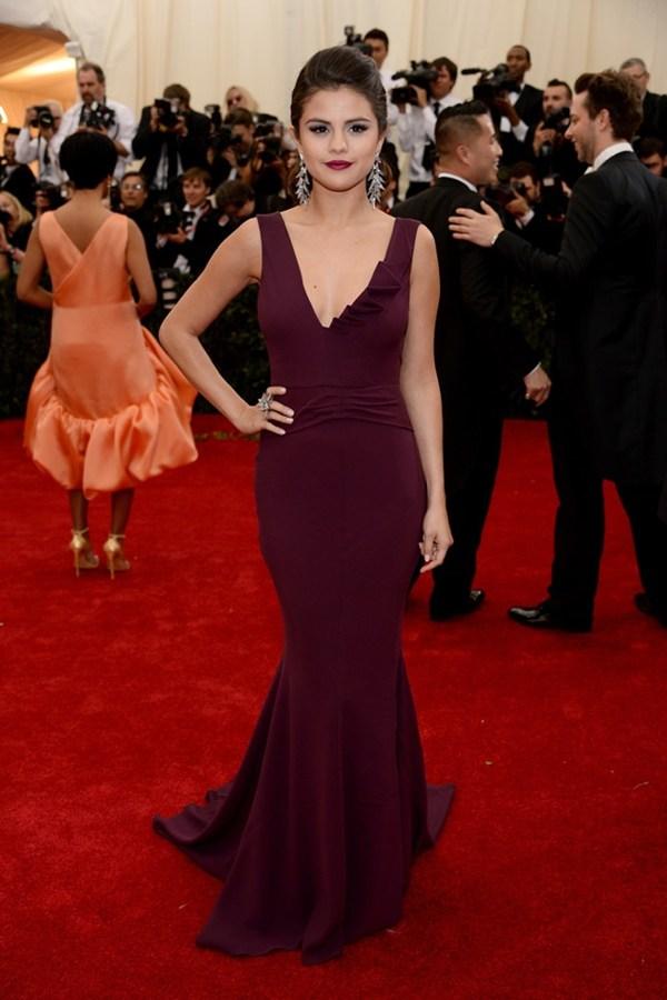Sao Hollywood đẹp lộng lẫy trên thảm đỏ Met Gala - Ảnh 7