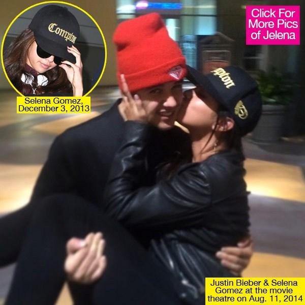 Justin Bieber tung ảnh hôn nhau tình tứ với Selena - Ảnh 1