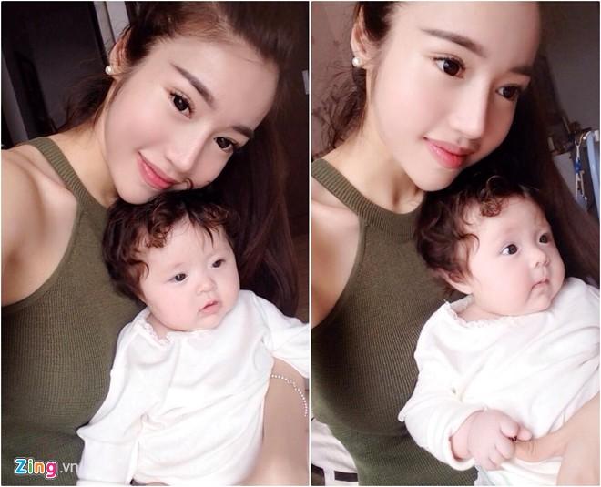 Elly Trần thừa nhận có con hơn 2 tháng với bạn trai Tây - Ảnh 1