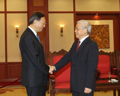 Ủy viên Quốc vụ viện Trung Quốc thăm Việt Nam vào tuần tới - Ảnh 1