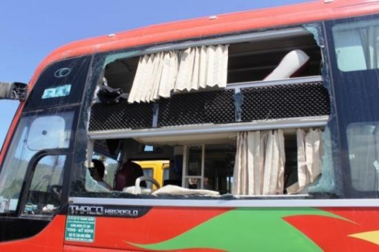 Vụ cài thuốc nổ trên xe khách giường nằm: Đã bắt được nghi phạm - Ảnh 1