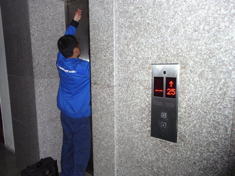 Thang máy rơi từ tầng 27: Ban quản lý tòa nhà nói gì? - Ảnh 2