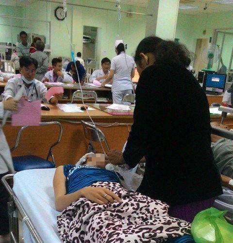 Tin mới nhất vụ cô giáo uống thuốc sâu tự tử - Ảnh 1